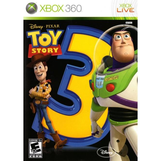 Игра История игрушек: Большой побег (Xbox 360) б/у