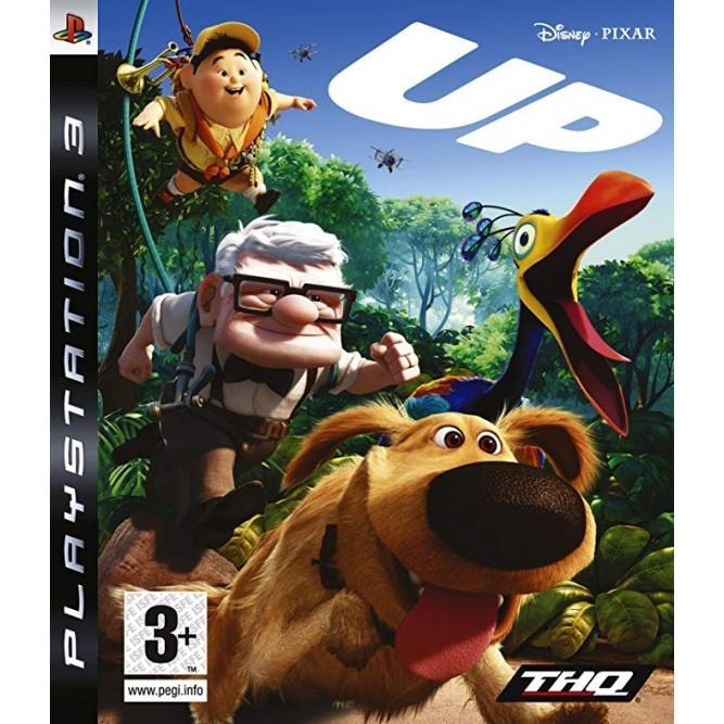 Игра Disney Pixar Up (Вверх) (PS3) б/у (eng)