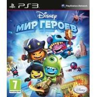 Игра Disney: Мир Героев (PS3) б/у