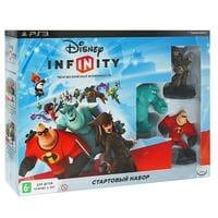 Игра Disney Infinity. Стартовый набор (3 фигурки) (PS3) б/у (rus)