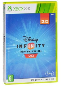 Игра Disney Infinity 2.0. Стартовый набор (Без фигурок) (Xbox 360) б/у (rus)