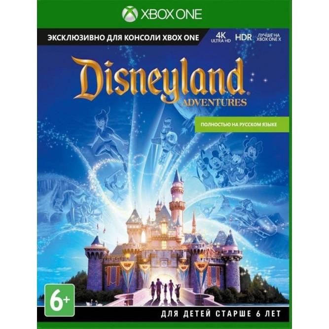 Игра Disneyland Adventures (Xbox One) (rus)