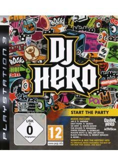 Игра DJ Hero (PS3) б/у