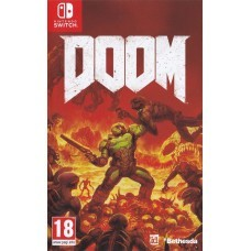 Игра Doom (Nintendo Switch) (rus)