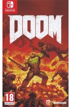 Игра Doom (Nintendo Switch) (rus)
