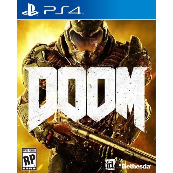 Игра Doom (PS4) б/у