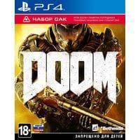 Игра Doom. Набор OAK (PS4) б/у