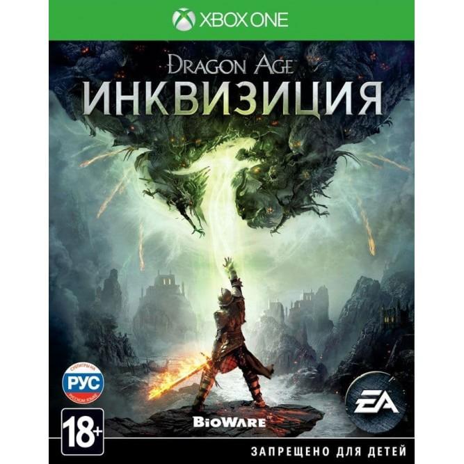 Игра Dragon Age: Инквизиция (Xbox One) (rus sub) б/у