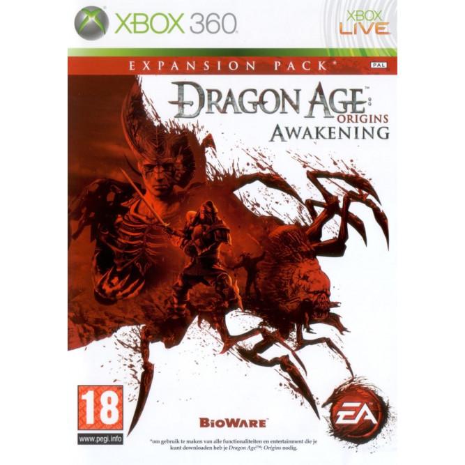 Игра Dragon Age: Origins - Awakening (Xbox 360) (eng) б/у