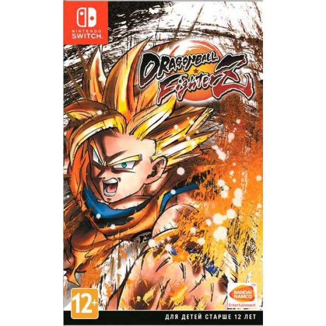 Игра Dragon Ball FighterZ (Nintendo Switch) б/у
