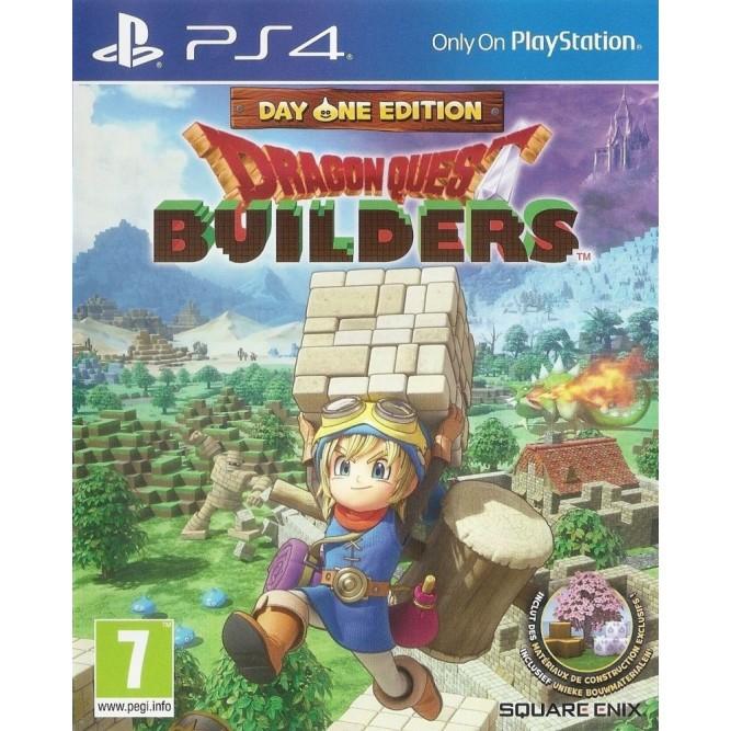 Игра Dragon Quest Builders (PS4) б/у (eng)