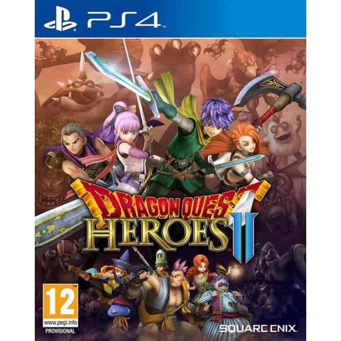 Игра Dragon Quest Heroes II (PS4) б/у (eng)