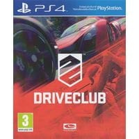 Игра DriveClub (PS4)