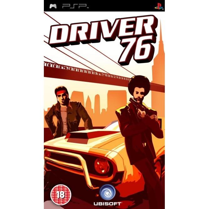 Игра Driver 76 (PSP) б/у