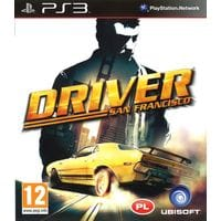 Игра Driver: San Francisco (PS3) (eng)