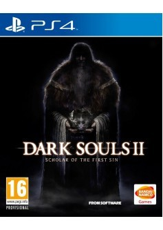Игра Dark Souls 2 Scholar Of The First Sin (PS4)
