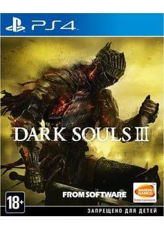Игра Dark Souls 3 (PS4) б/у (rus sub)