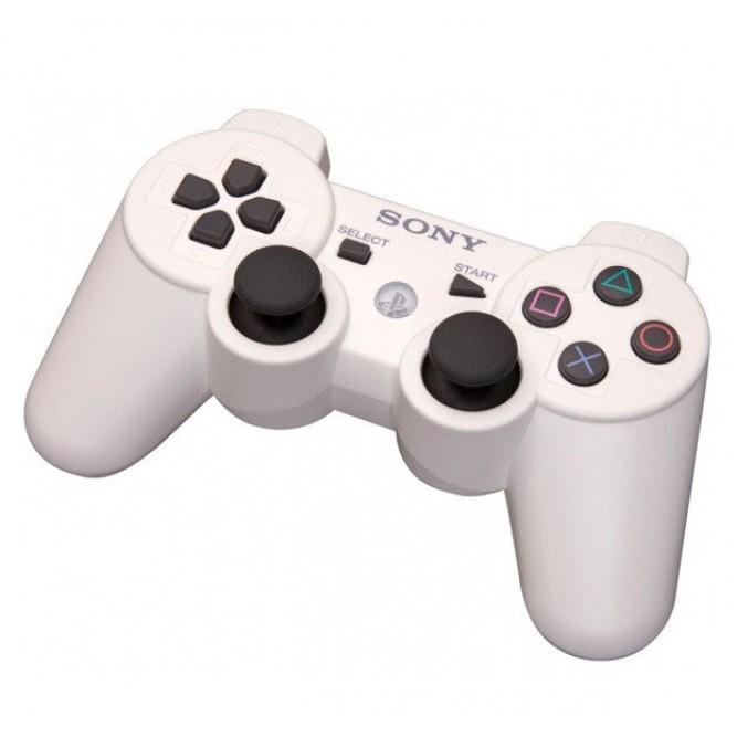 Геймпад Sony DualShock 3 (PS3) (Аналог) белый