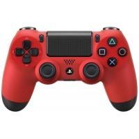 Геймпад Sony DualShock 4 V2 (PS4) Красный б/у