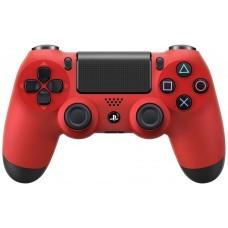 Геймпад Sony Dualshock 4 (PS4) V2 Красный