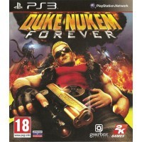 Игра Duke Nukem Forever (PS3) б/у