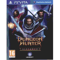 Игра Dungeon Hunter: Alliance (PS Vita) б/у (eng)
