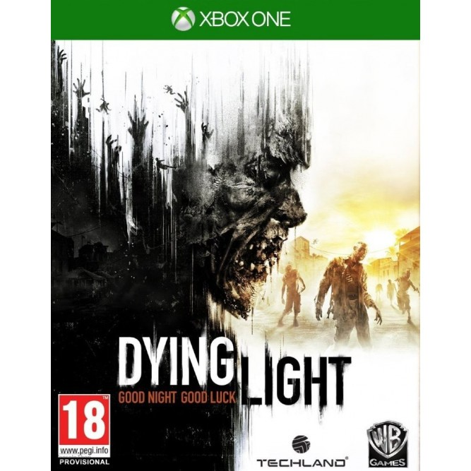 Игра Dying Light (Xbox One) б/у