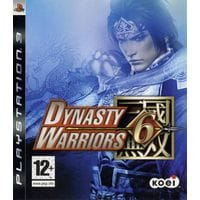 Игра Dynasty Warriors 6 (PS3) б/у