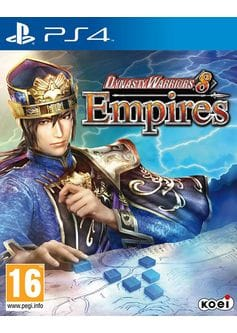 Игра Dynasty Warriors 8: Empires (PS4) б/у