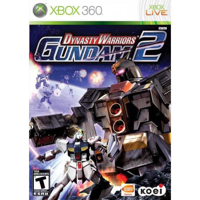Игра Dynasty Warriors: Gundam 2 (Xbox 360) б/у