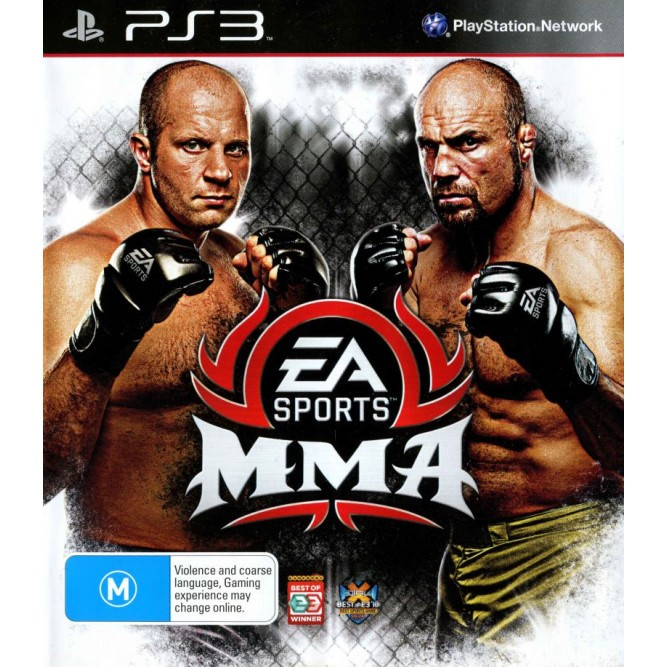 Игра EA Sports MMA (PS3) б/у