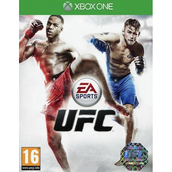 Игра EA Sports UFC (Xbox One)