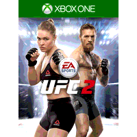Игра UFC 2 (Xbox One) б/у