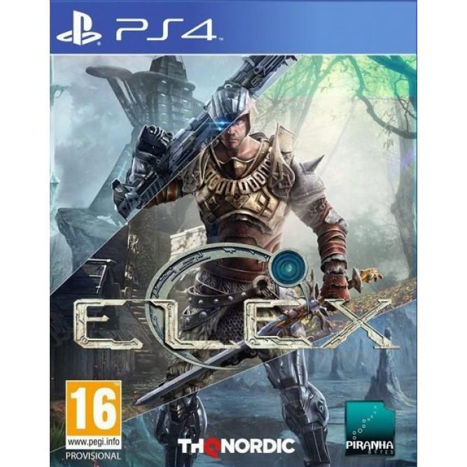 Игра ELEX (PS4) б/у (rus)