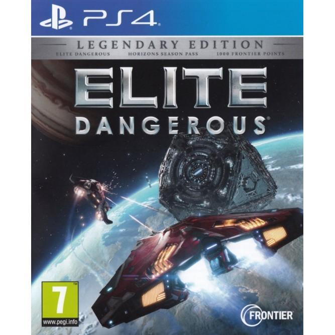 Игра Elite: Dangerous (PS4) б/у (rus)