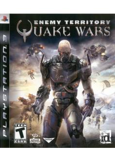 Игра Enemy Territory: Quake Wars (PS3) б/у
