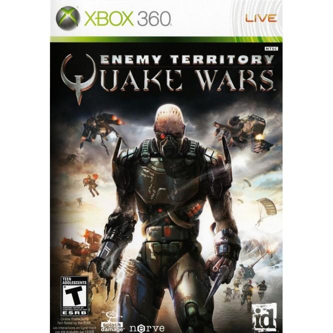 Игра Enemy Territory: Quake Wars (Xbox 360) б/у