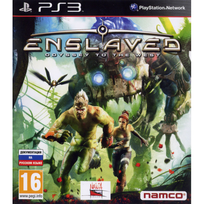 Игра Enslaved: Odyssey to the West (PS3) б/у