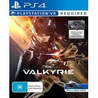Игра Eve Valkyrie (только для VR) (PS4)
