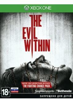 Игра The Evil Within (Xbox One) (rus)
