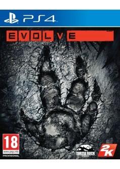 Игра Evolve (PS4) б/у