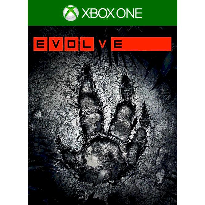 Игра Evolve (Xbox One) б/у