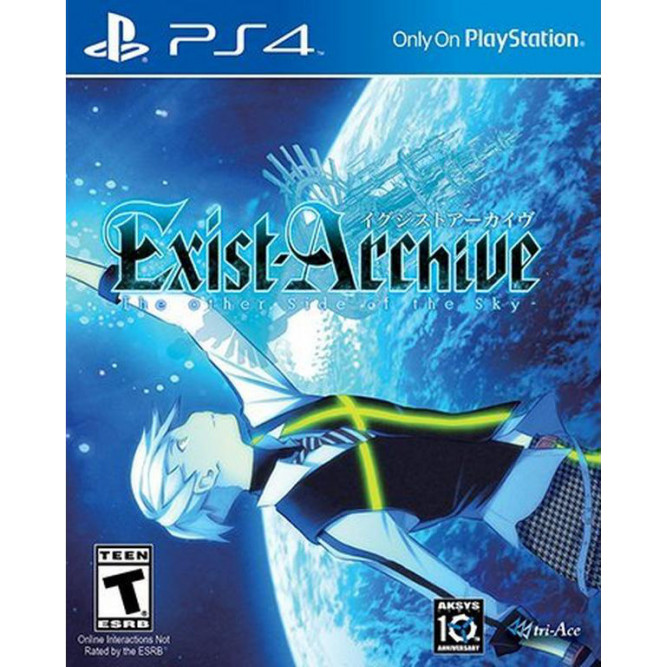 Игра Exist Archive: The Other Side of the Sky (PS4) б/у