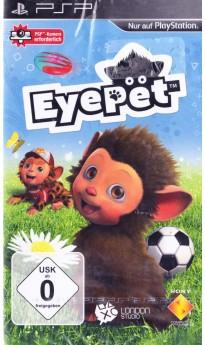Игра EyePet (PSP) б/у