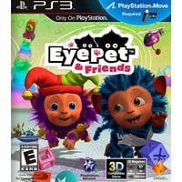 Игра EyePet и друзья (PS3) б/у (rus)