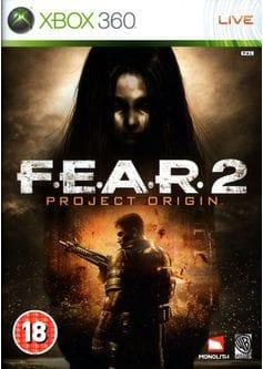 Игра FEAR 2: Project Origin (Xbox 360) б/у