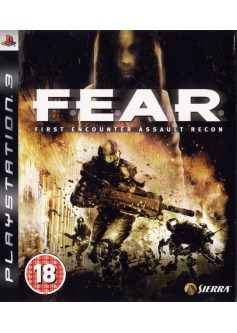 Игра F.E.A.R. (First Encounter Assault Recon) (PS3) б/у