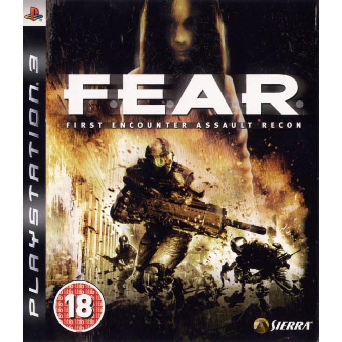 Игра F.E.A.R. (First Encounter Assault Recon) (PS3) б/у