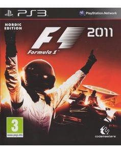 Игра F1 2011 (PS3) б/у (rus)