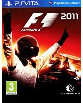 Игра F1 2011 (PS Vita)
